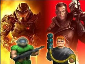 枪与火之歌 神级FPS游戏近十年发展史回顾