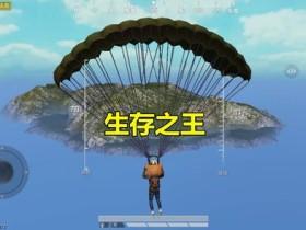 玩家观战的时候发现一个生存之王 一枪不开登上了王牌