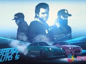 国内玩家建造精品飞车样式《GTA5》短片 ,感觉洛圣都奔驰!