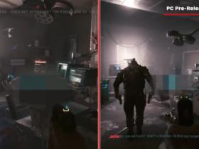 《2077》18年E3演示与正式版对比 质量保证,无缩水