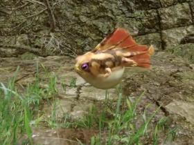 《怪物猎人:崛起》新环境生物演示 诱敌红飞蛙