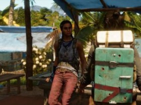 孤岛惊魂6》20分钟实机演示 展示游戏画面、剧情动画