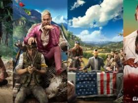 《孤岛惊魂7账号》将会专注于在线玩法和长期运营