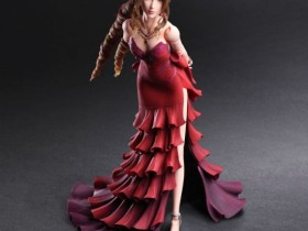 SE推出《最终幻想7:重制版》艾莉丝模型 迷人五官造型还原