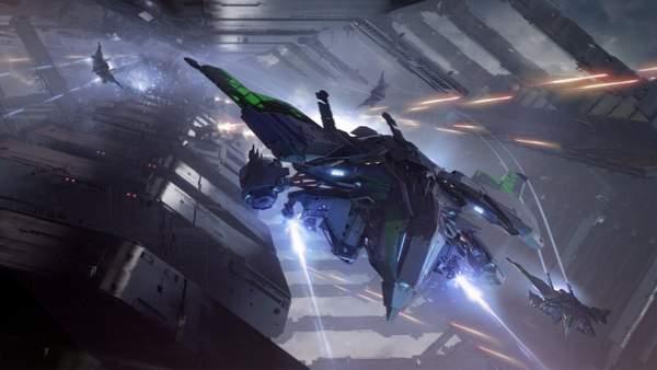 《星际公民》开发路线图公布 将加入全新大力神M2舰船